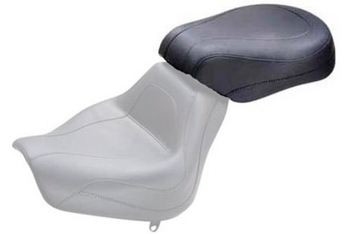 Mustang  Rear Seat  for Softail Deuce '00-07   -11.5 inches  -Vintage