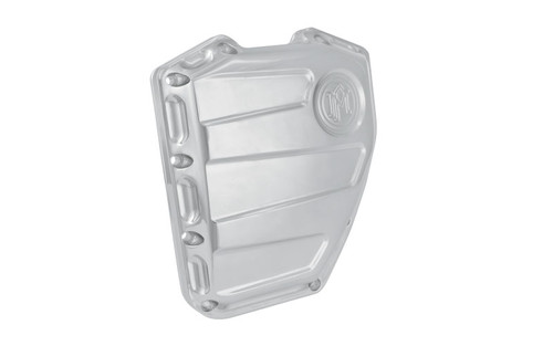 Performance Machine Scallop Cam Cover for '01-17 Twin Cam - Chrome