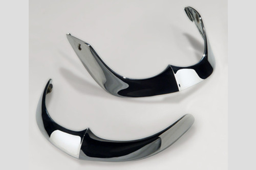National Cycle Front Fender Tips for C109R '08-Up 2-Piece Set