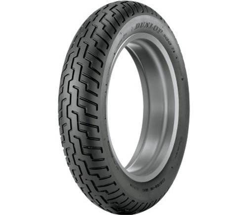 Dunlop Metric Cruiser Tires D404 FRONT 100/90-19 BLK   57H -Each
