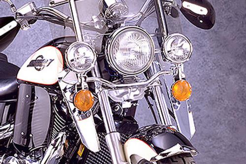 National Cycle Chrome Light Bar for Ace 1100  '95-99