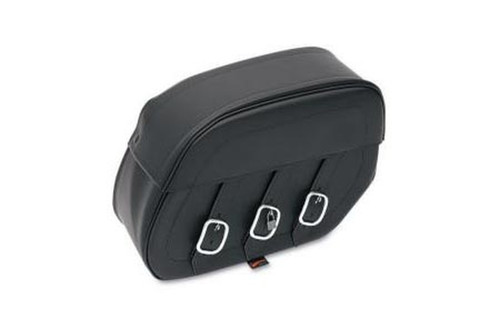 Saddlemen Rigid-Mount Specific-Fit Quick-Disconnect  Saddlebags for Vulcan 1500 Classic '98-Up Drifter
