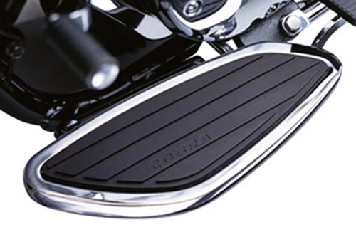 Cobra  Swept Front Floorboard Kit  for VTX 1300R/S/T '03-up