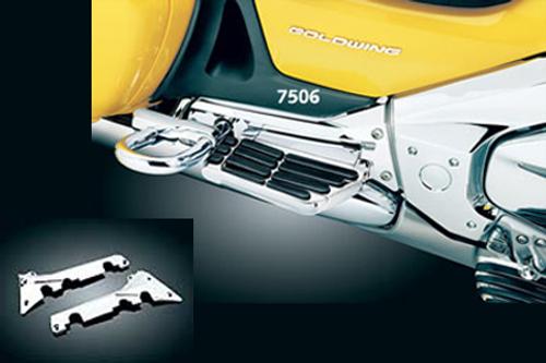 Kuryakyn Passenger Floorboard Side Covers for '01-'17 GL1800 & '13-'16 F6B Models