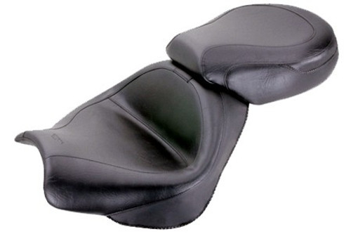 Mustang Two Piece Wide Seat for VTX1800N 04 Up Vintage