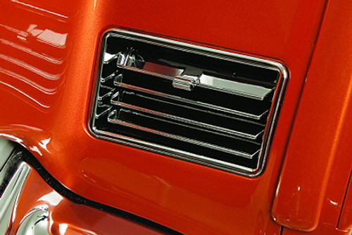Show Chrome Lower Air Vents for GL1800 '01-05
