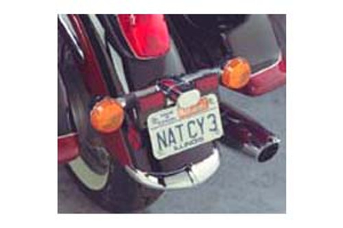 National Cycle Rear Fender Tip/Trim for Aero 1100 '97-02