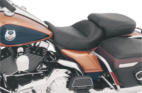 Mustang Seats Solo Seat for Harley Davidson Touring Models 2008-Up -Vintage