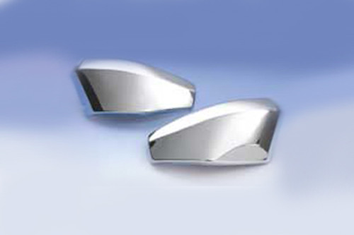 Show Chrome Side Covers  for VTX1300R/S/C '03-up