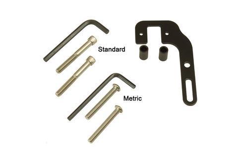 Jensen Handlebar Control Mounting Bracket -to mount 4401-0170 for H-D and Honda Models -Each