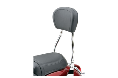 Cobra  Sissy Bar Tall 14 inch for '07-Up FLSTF & '06-Up FXST Models -Round Style