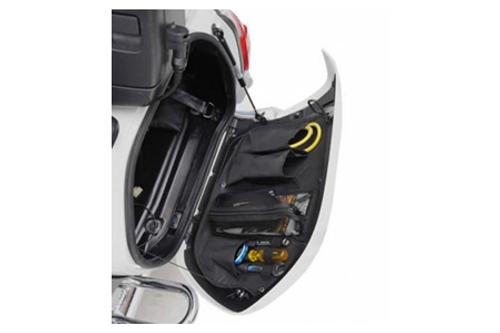 Saddlemen Saddlebag Organizer Set for GL1800 '01-10 -Set
