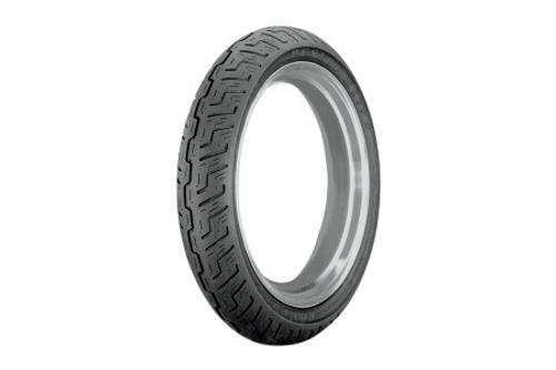 Dunlop Original Equipment Replacement Tires for VT1100D  '99 Ace  FRONT 120/90-18  65H   BLK  K177 Model -Each