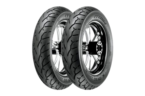 Pirelli Night Dragon Tires FRONT 130/70R18   TL  63V -Each