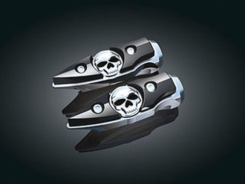 Kuryakyn Mini Dagger Pegs  Without Ends  for Metric Cruisers