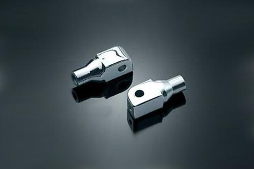 Kuryakyn Rear Footpeg Adaptersfor Suzuki M109R '06-09  -Pair