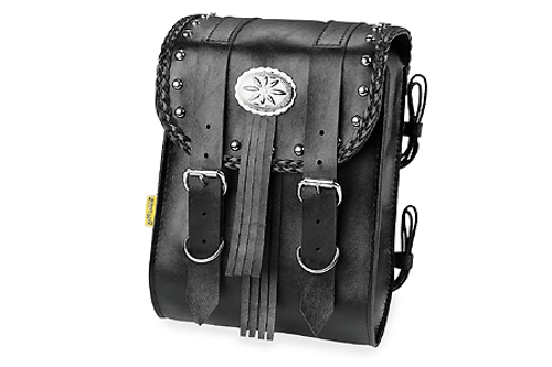 Willie & Max Sissy Bar Bag- Warrior Series
