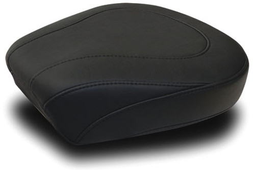 Mustang Seats Wide Tripper Rear Seat for Harley-Davidson® Touring Models 2008-Up -Smooth