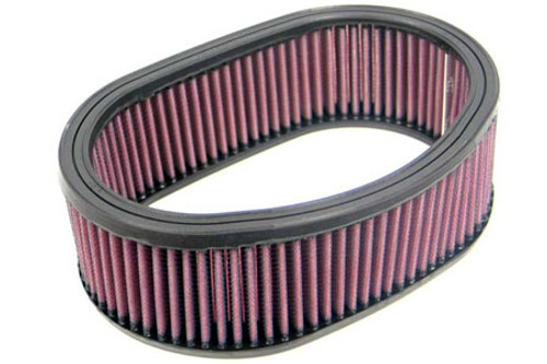 """K & N  High-Flow Air Filter for FX and FL ((3 1/2"""" W) '77-E78"""
