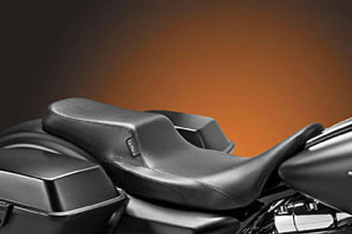 LePera Seats Nomad II Seat for Harley Davidson Touring Models 2008-Up