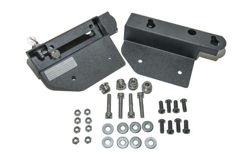 Easy Brackets  Saddlebag Supports for Aero 750