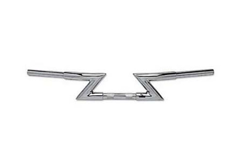 *CLEARANCE* L.A. Choppers Outlaw Z-Bar Chrome