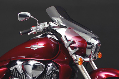 National Cycle VStream Windshield for M109R  '06-Up Tour, Light Tinted