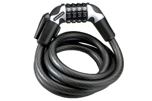 Kryptonite Kryptoflex® Cable Locks -6' x 12mm Combination Cable Lock