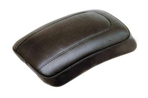 Mustang  Thin Rear Seat  for Cross Bones FLSTSB '08-Up w/ 200mm Wide Tire -Plain/Vintage
