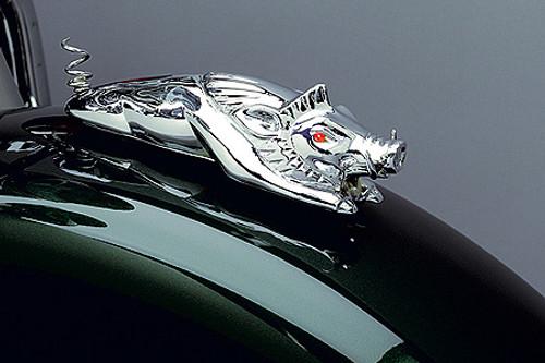 Kuryakyn Wild Boar Fender Ornament