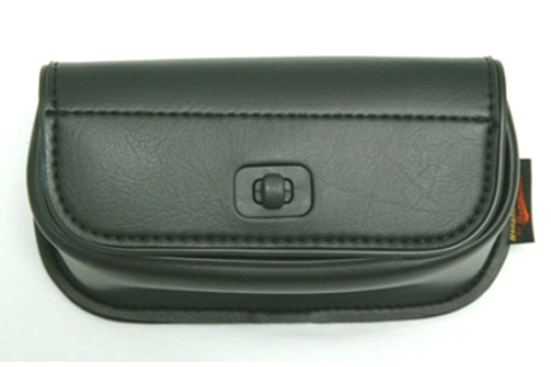 Memphis Shades Single Center Pouch for Memphis Shades Batwing Fairing & Fats/Slim Windshield