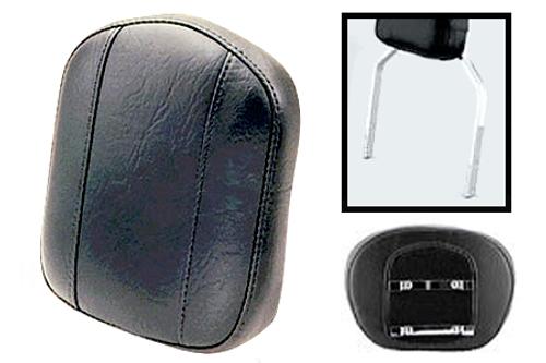 Mustang Small Sissy Bar Pad for OEM Yamaha SQUARE Bar