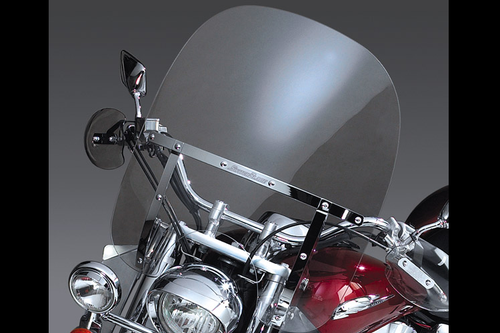 National Cycle SwitchBlade Windshield for Raider 1900C/S '08 - Two-Up Style