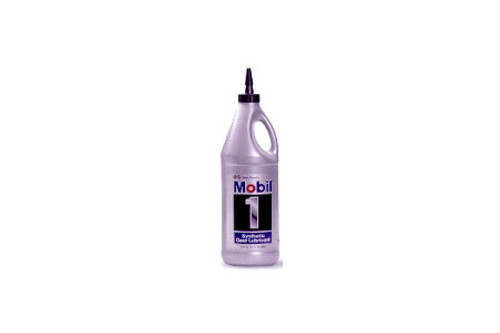 Mobile 1 Synthetic Gear Lubricant -Quart