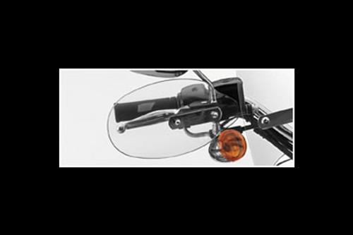 National Cycle Hand Deflectors for '00-09 FXSTB, '94-11 FLHR/FLHRC '86-11 FLHT, '60-84 FL, '87-11 FLSTC