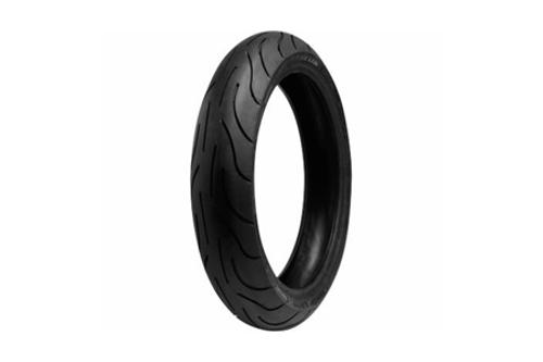 Michelin Tires Pilot Power 2CT FRONT 120/70ZR-17   (58W) -Each