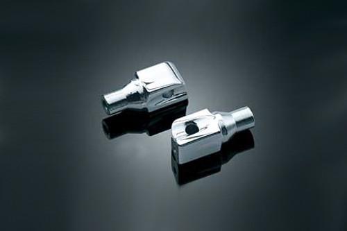 Kuryakyn Front Footpeg Adaptersfor Kawasaki Mean Streak (pair)