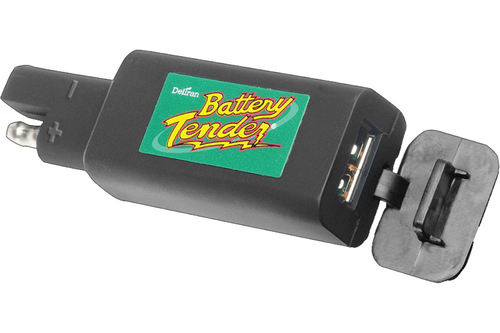 Battery Tender Quick Disconnect Plug USB Charger - Each