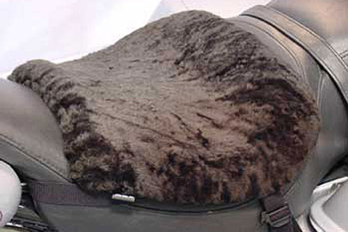Pro Pad Top Pad Sheepskin Seat Cushion -Size Large (16 x 12)