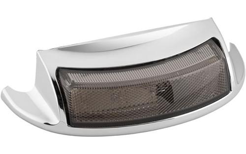 Bikers Choice Fender Tip Light for '09-13 FLT/FLHT/FLHTK/FLHR -w/ Smoke Lens