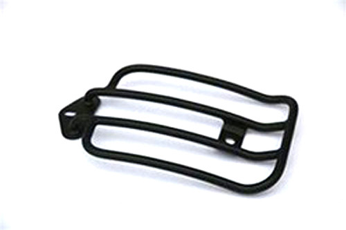 Motherwell Products LTD Nightster Luggage Rack for '04-Up XL w/ Solo Seat -Black