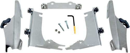 Memphis Shades Fats/Slim Windshield Mounting Hardware for VN800B Vulcan Classic '96-05