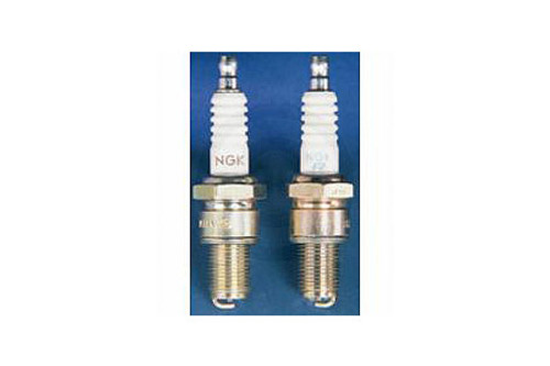 NGK Spark Plugs for  Certain Triumph Models for Daytona, Speed Triple, Sprint, Super III  Thunderbird, Trident, Tiger & Trophy (Click for fitment)-Each