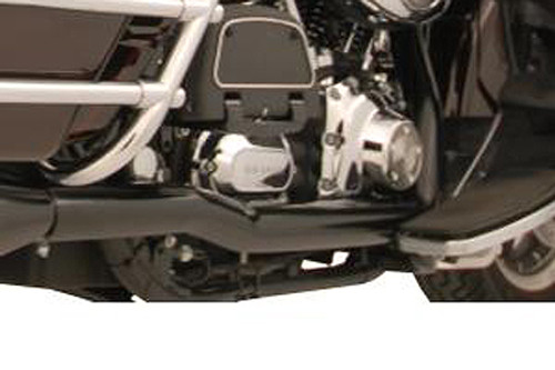 Freedom Performance Exhaust Standard True Dual Headers for '09-16 FLH/FLT -Black