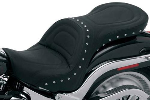 Saddlemen Explorer Special Seat for '04-05  FXDWG -Without Driver Backrest
