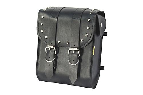 Willie & Max Ranger Sissy Bar Bag Studded