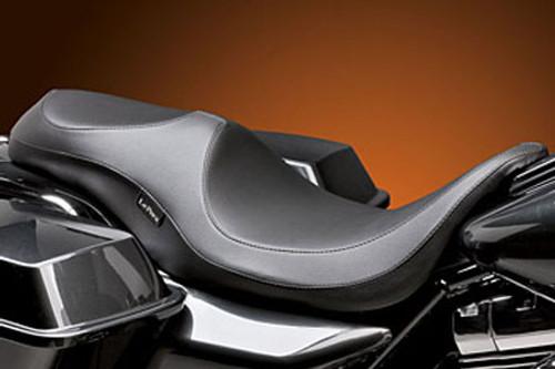 LePera Seats Villain Daddy Long Legs Seat for Harley Davidson Touring Models 2008-Up