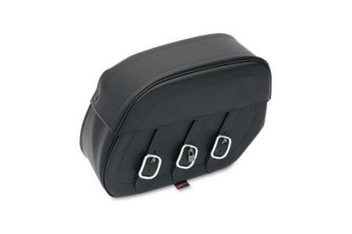 Saddlemen Rigid-Mount Specific-Fit Quick-Disconnect  Saddlebags for Honda VTX 1300C   '03-Up ONLY Drifter