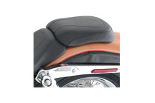 Mustang  Tripper Rear Seat  for Dynas '96-05 Fits Dyna Glide, Wide Glide, Super Glide Low Rider, Street Bob, Fat Bob & Convertible