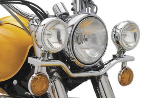 Cobra  Steel Lightbar with Spotlights  for XVS1100A V-Star Classic '99-up